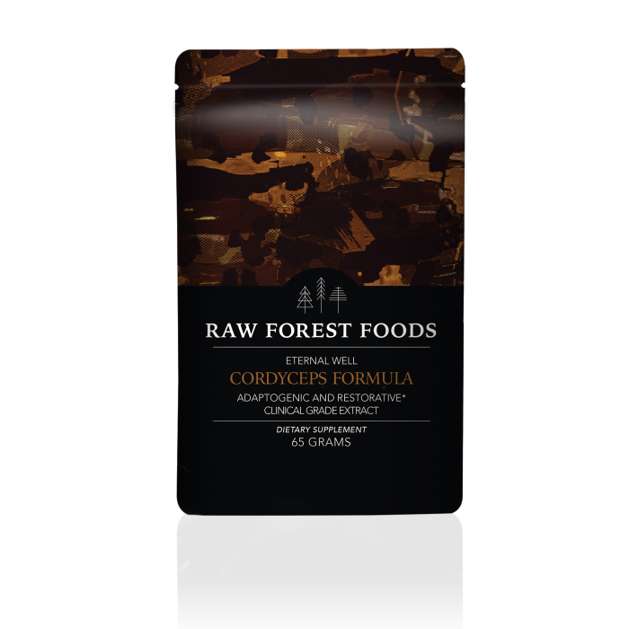 Eternal Well Cordyceps Powdered Extract Formula