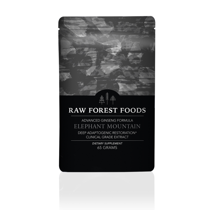 Elephant Mountain: Powdered Extract Advanced Ginseng Formula