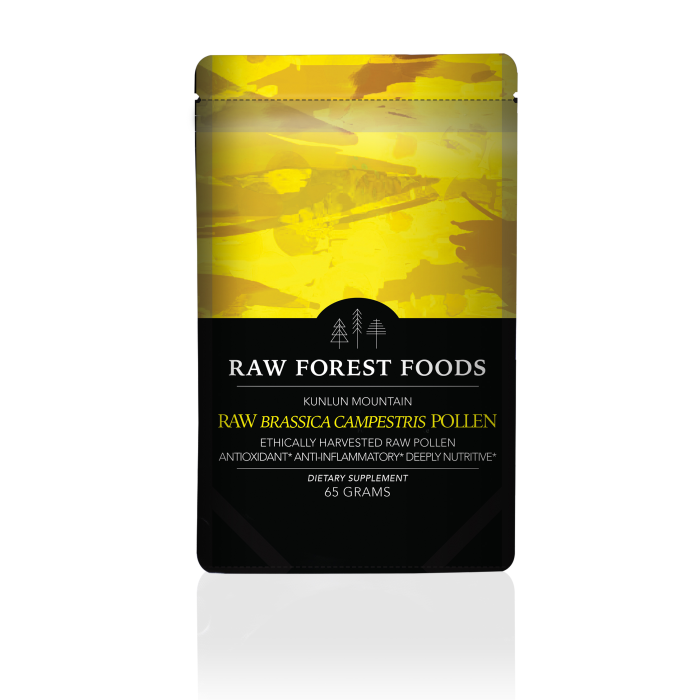 Kunlun Mountain RAW Brassica Pollen
